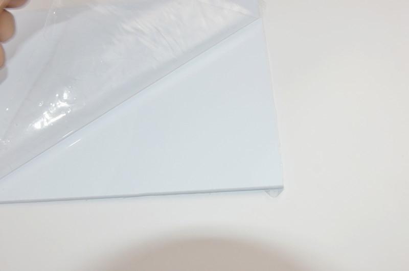 pvc白色厚板