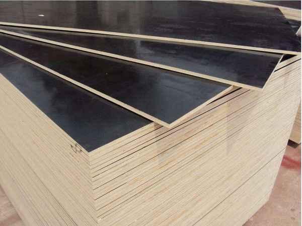 湖北雄威木业覆膜板