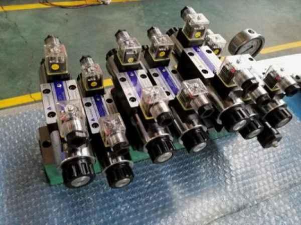 液压阀组生产厂家图片