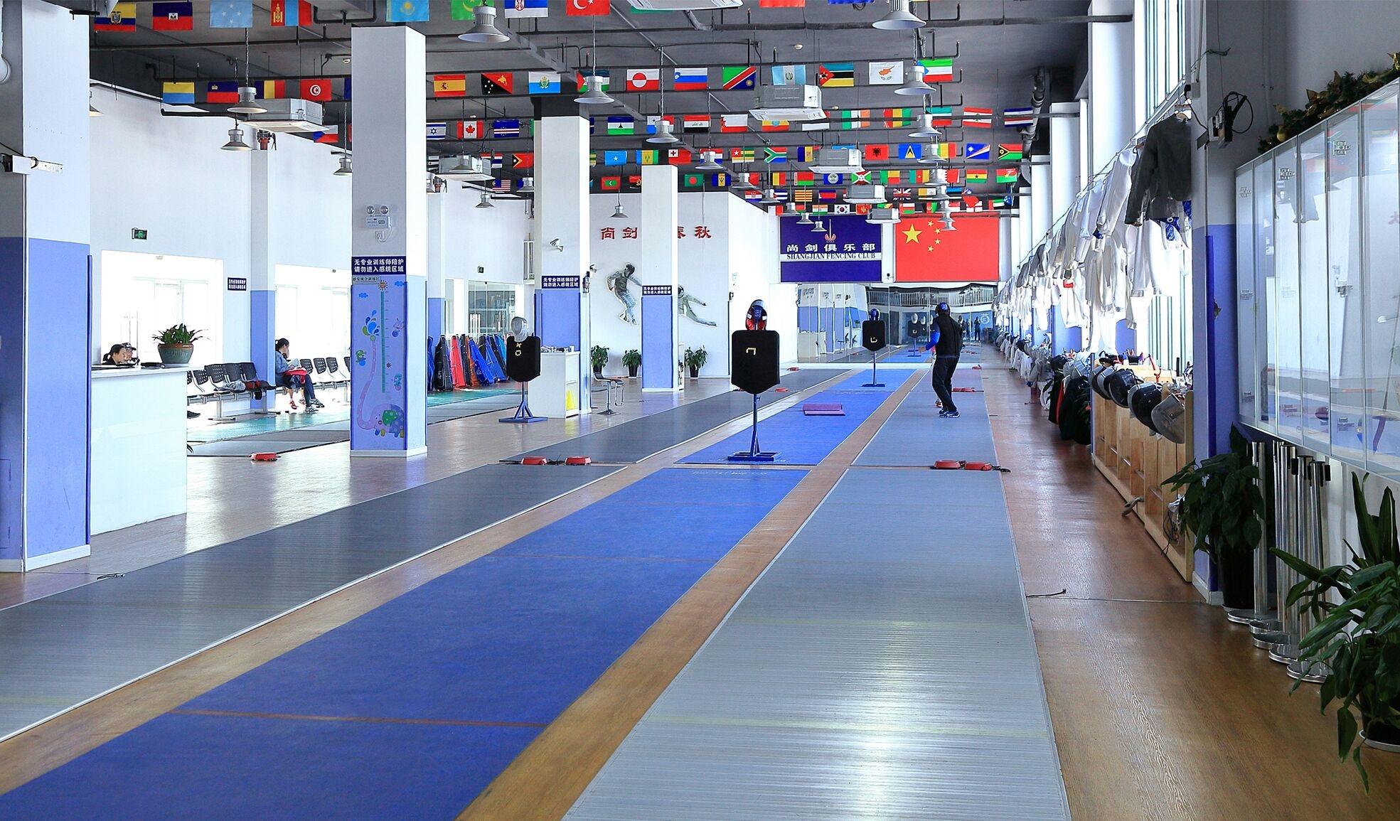 上海儿童击剑培训