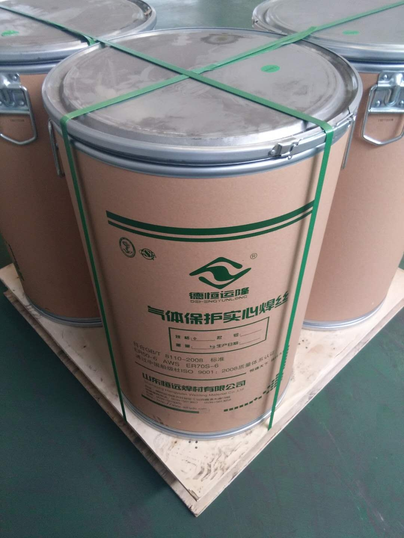 桶装镀铜焊丝
