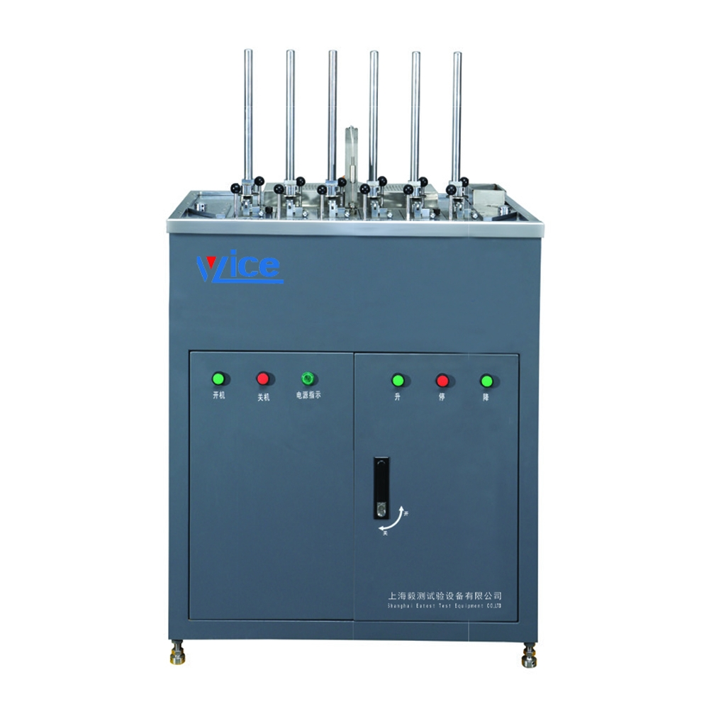 热变形维卡软化点试验机