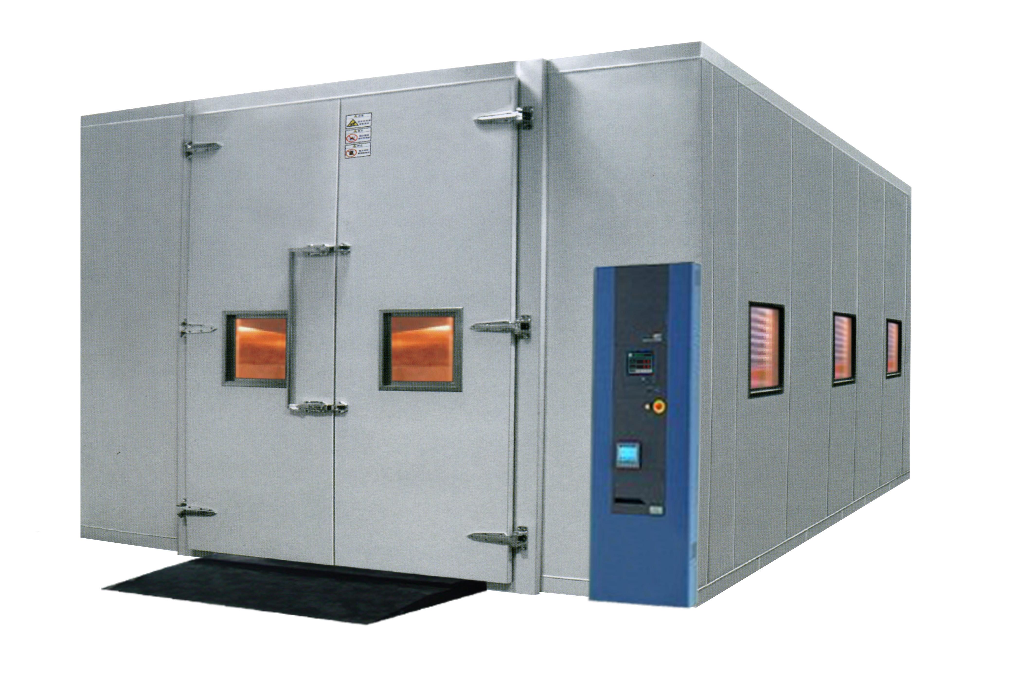 步入式快速温变湿热试验箱