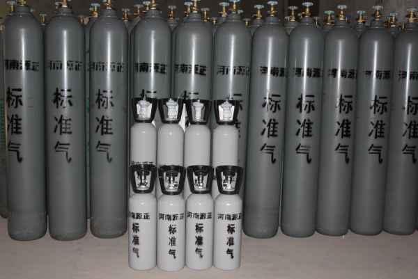 石化工业用标准气