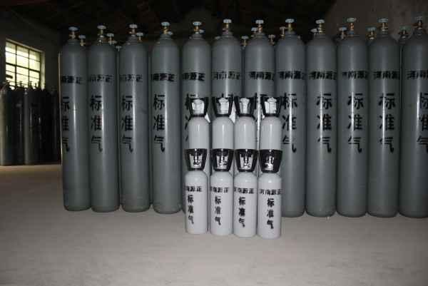 电力工业标准气体