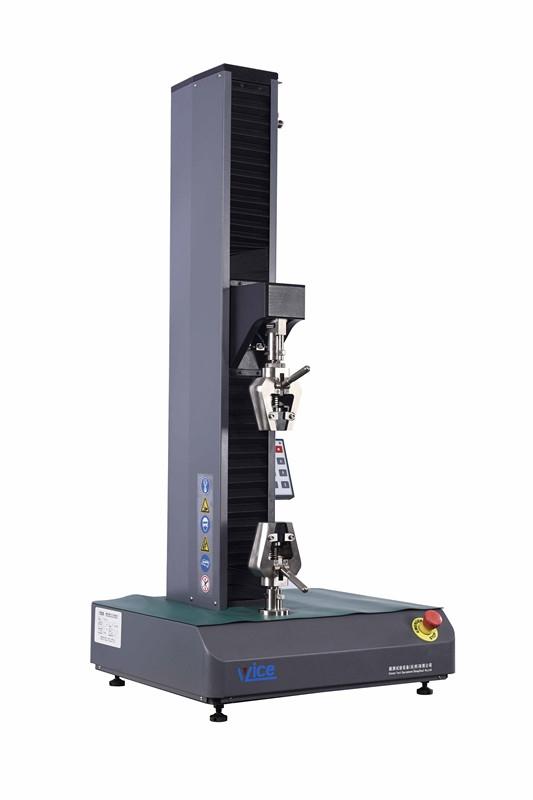 单柱式电子拉力机
