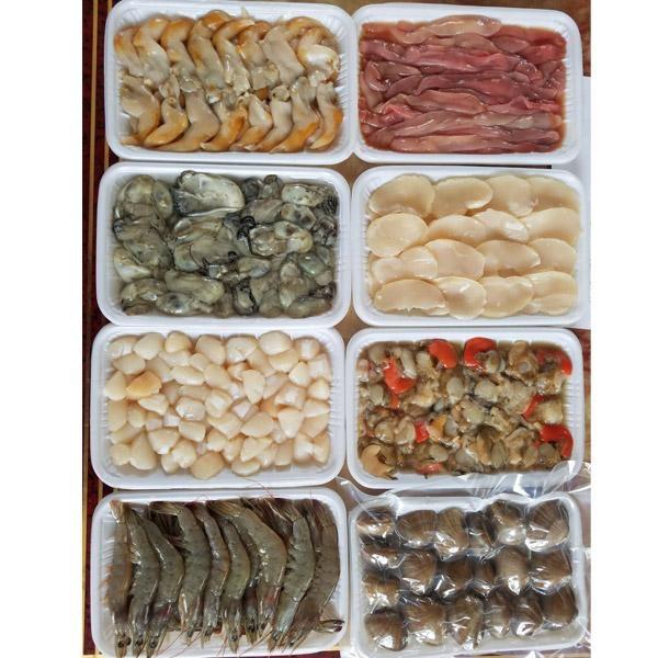 海鲜火锅礼盒