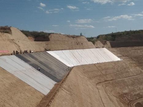 垃圾填埋场渗漏检测