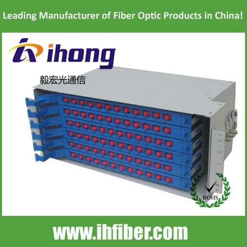 光纤配线架配线单元箱配线机柜