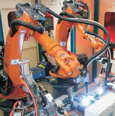货架焊接机器人