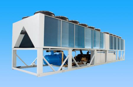 广东螺杆式风冷热回收机组