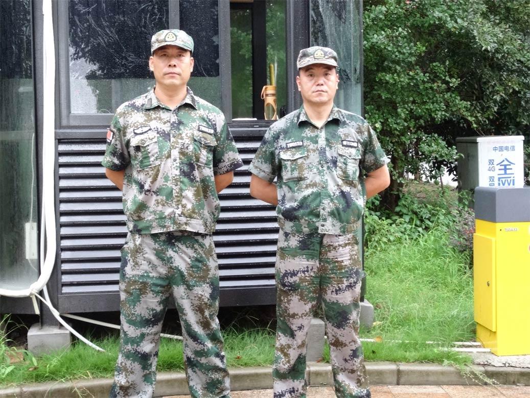 公司招聘优 秀的保安人员,退伍军 人优先. 南通安防专家