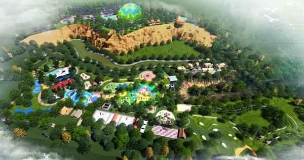 乡村乐园规划