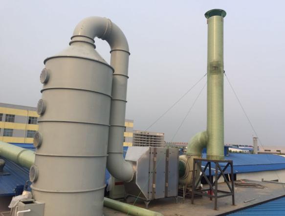 污水池加盖异味治理设备