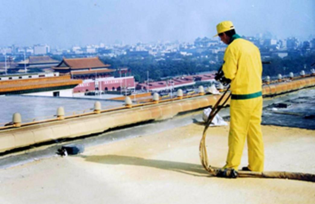 聚氨酯喷涂保温工程