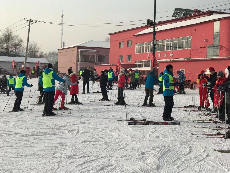 室外滑雪场哪家好