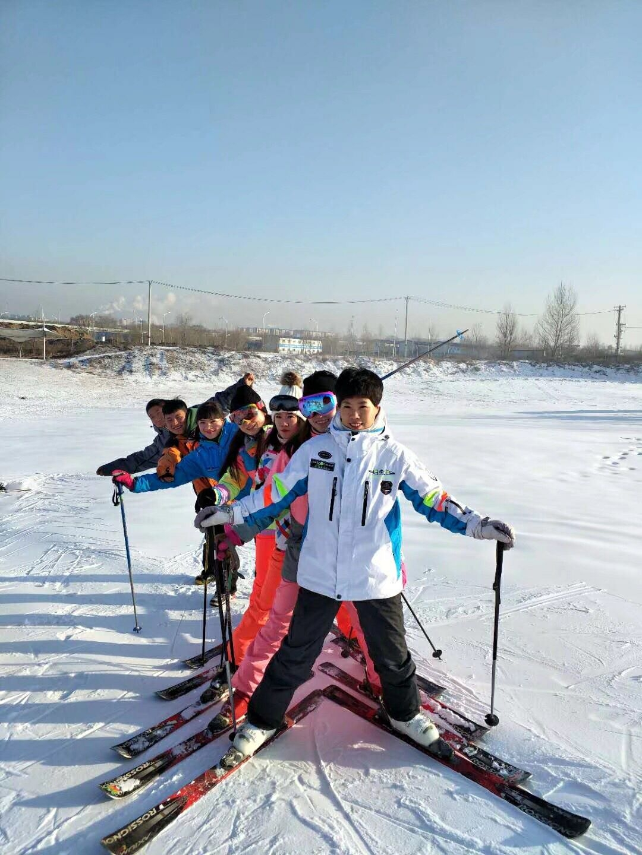黑龙江滑雪场排行榜