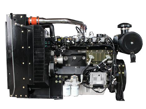 雷沃90kw天然气发动机