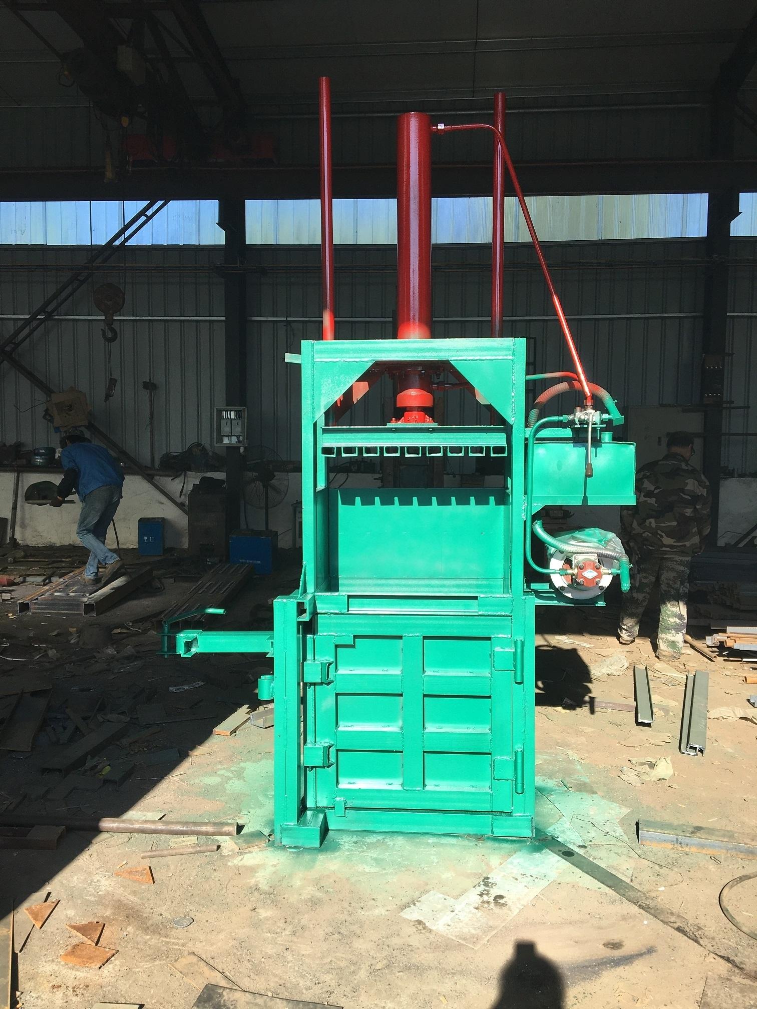 稻壳压块机械
