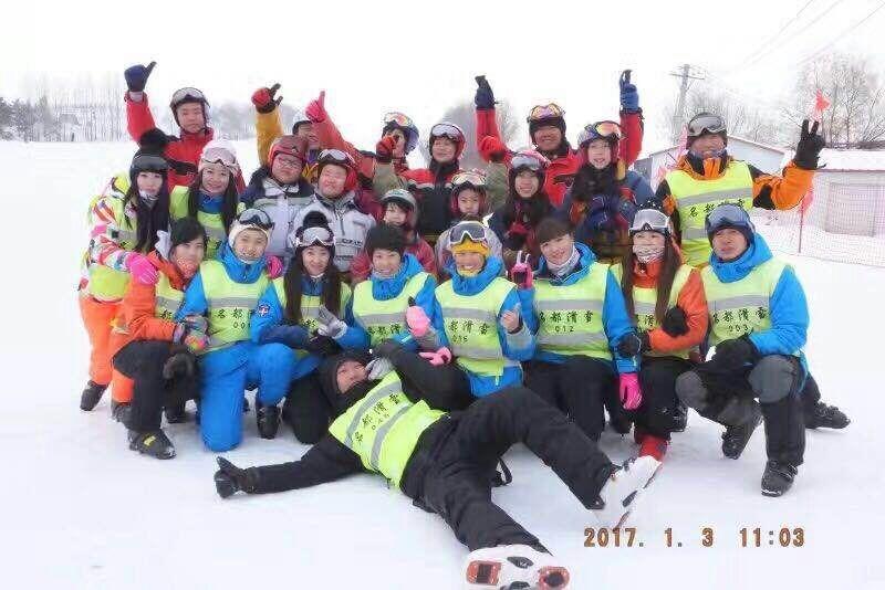 黑龙江好玩滑雪场在哪