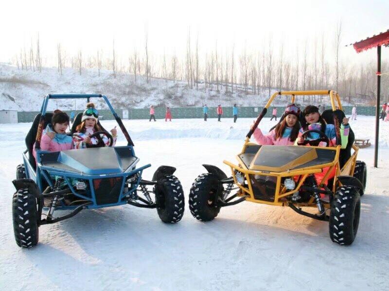 滑雪娱乐项目