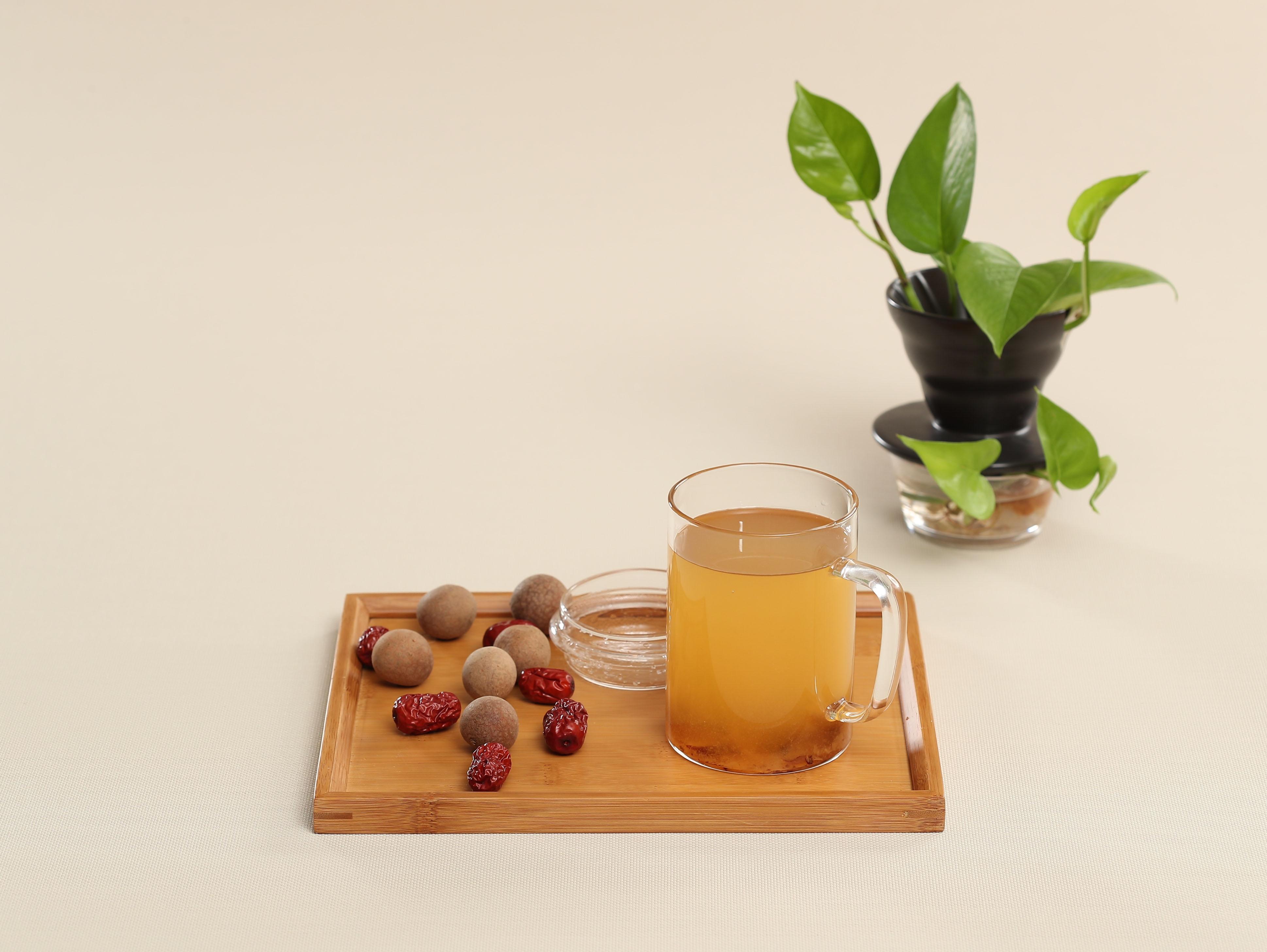 桂圆红枣制作