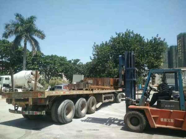 惠州物流17.5米13米9.6米平板车箱车货运出租
