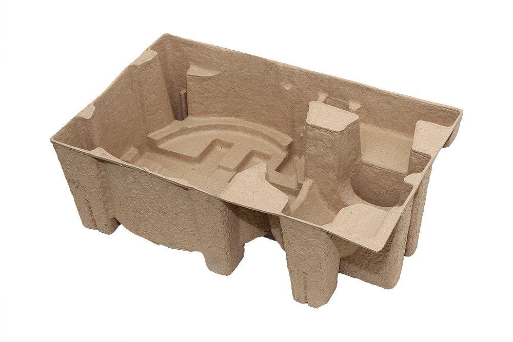 纸浆塑模制品