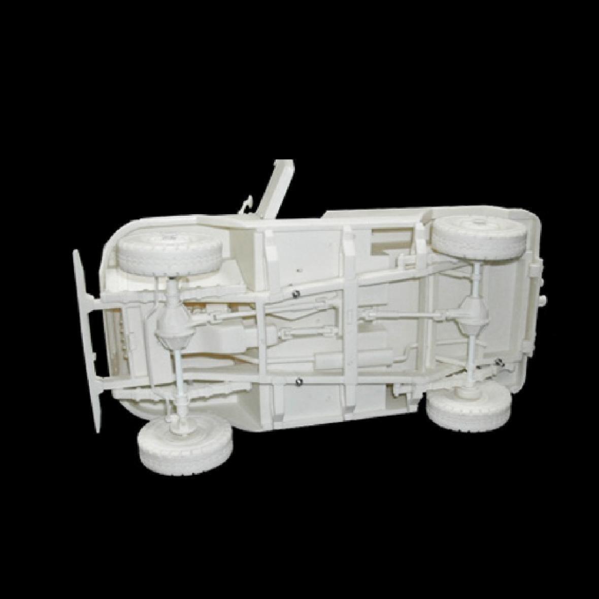 3D打印汽车制造模型