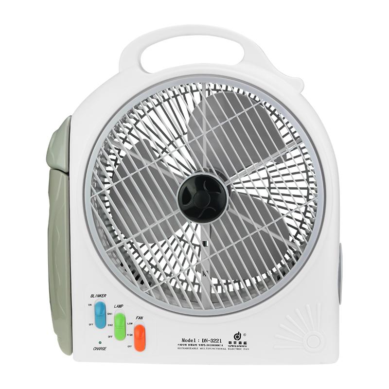 多功能充电风扇