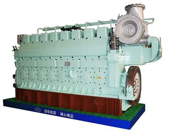 山东8250船用柴油机