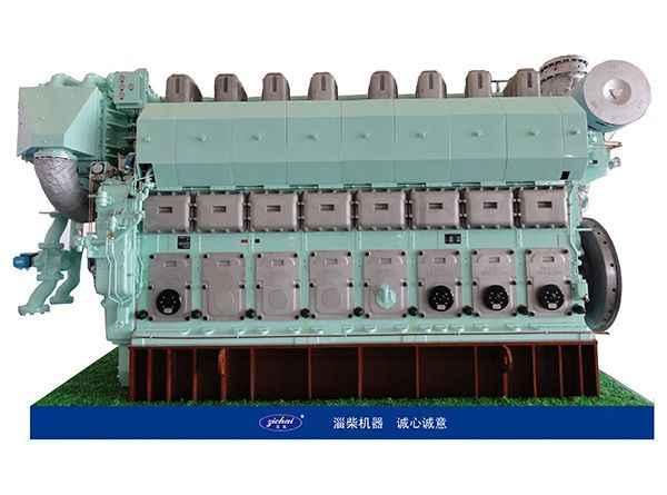 山东330柴油机