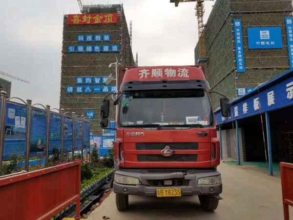 惠州9.6米货车出租
