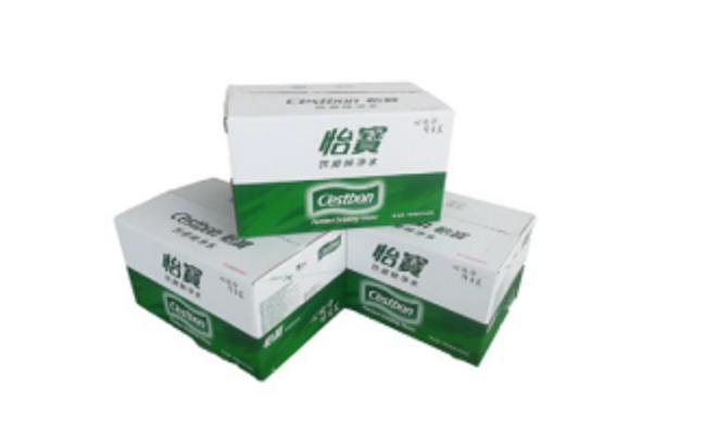 矿泉水包装纸箱供应商