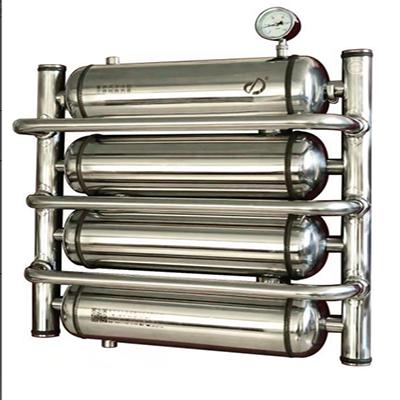 山東不銹鋼換熱器廠家直銷