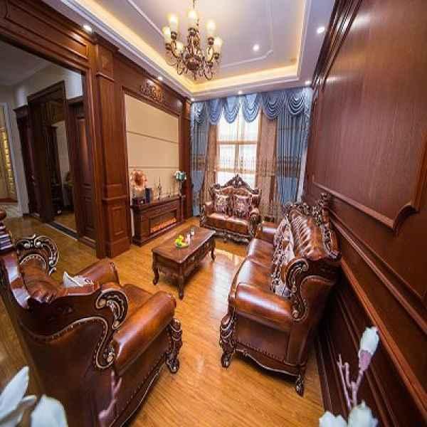 山东新中式客厅整体家居价格