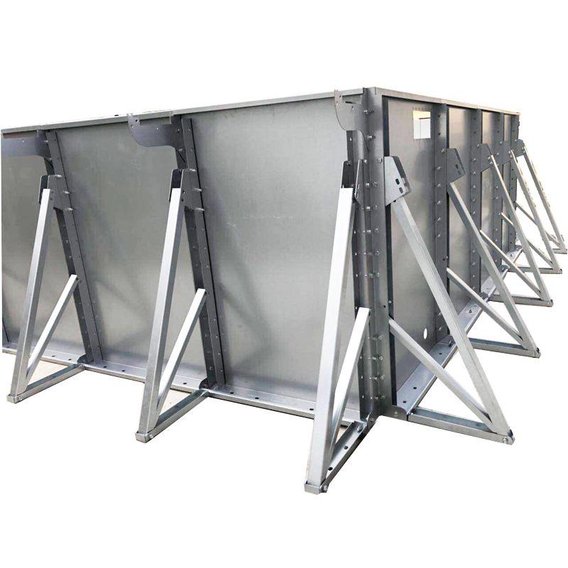 可拆式钢结构泳池