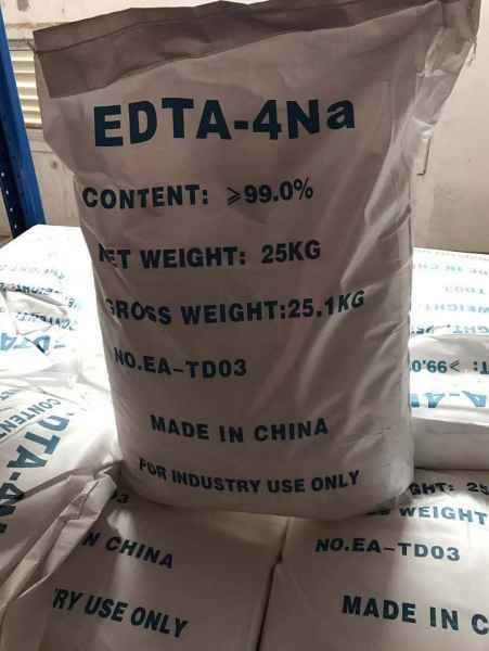 乙二胺四乙酸四钠(EDTA-4Na)