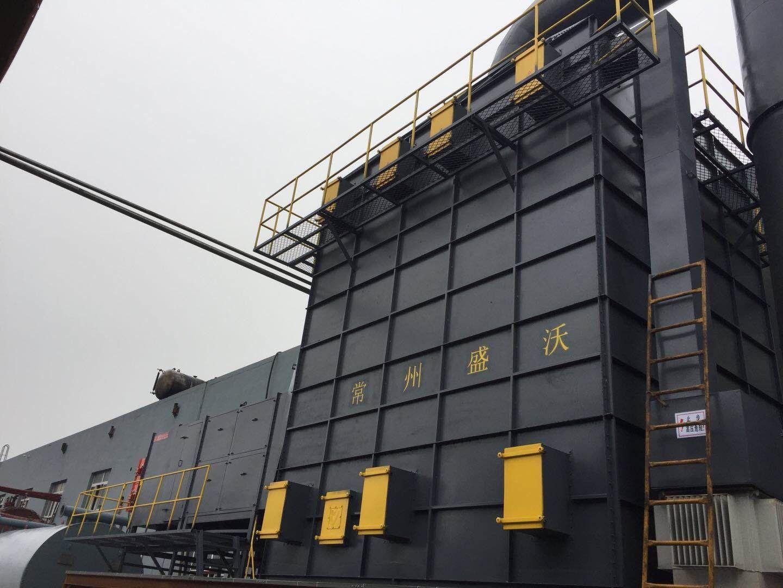 盐城定型机油烟净化