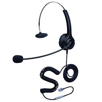 呼叫中心头戴式耳机