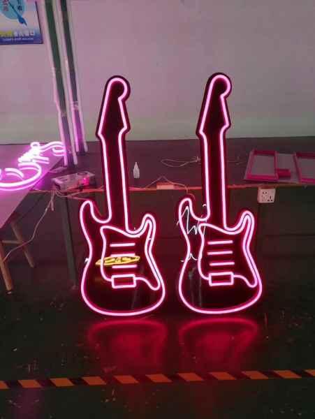 上海亚克力造型霓虹灯|亚克力造型霓虹灯设计