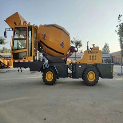 混凝土搅拌运输车由汽车底盘和混凝土搅拌运输专用装置组成.