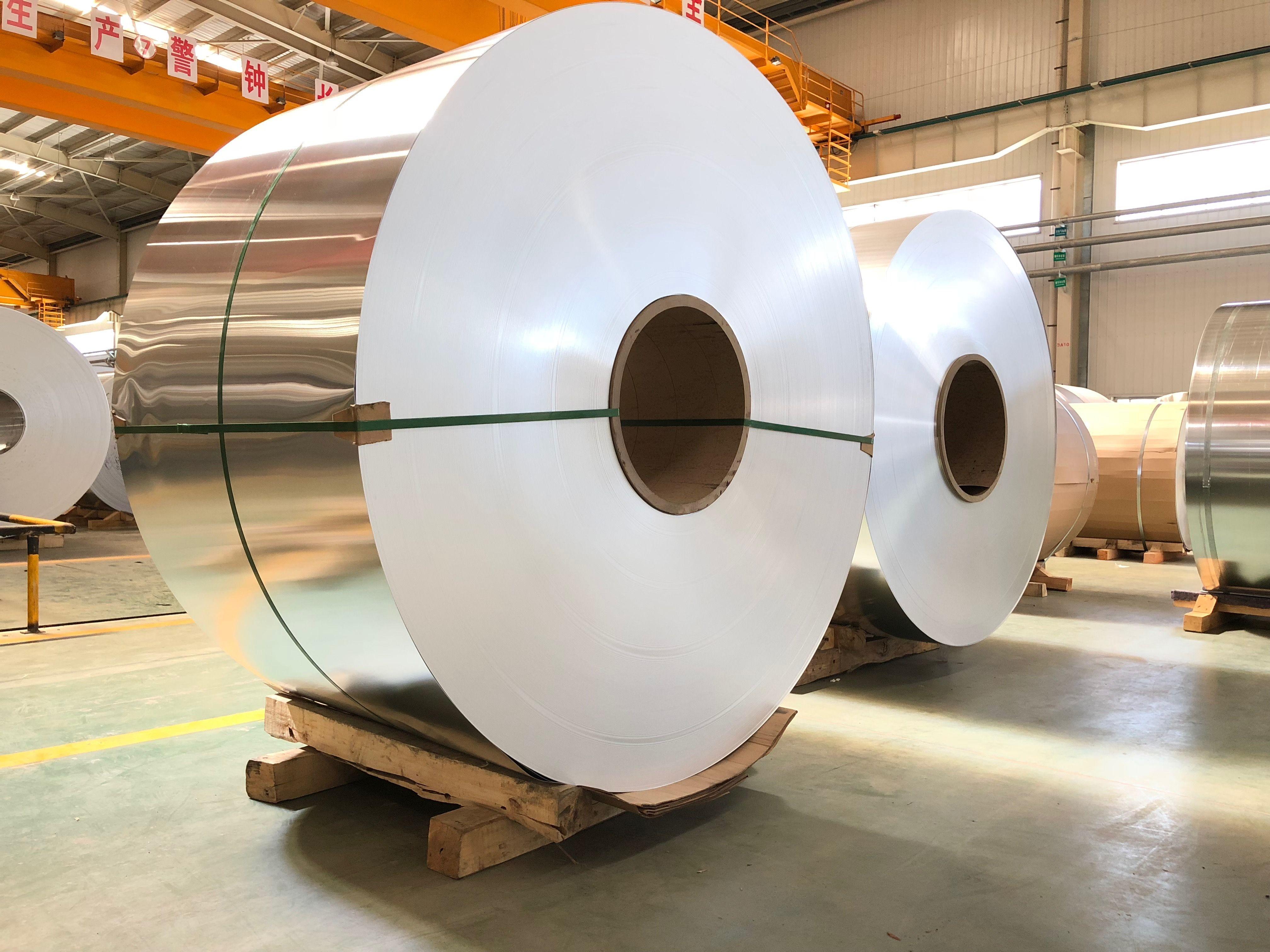 山东铝板带产品