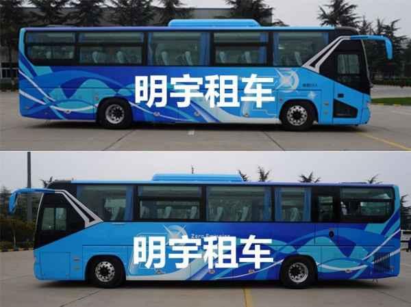 吉林宇通客车租赁服务