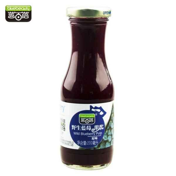 广州蓝莓果汁订购价格