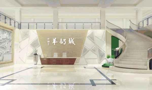 优利士中国羊奶城品牌