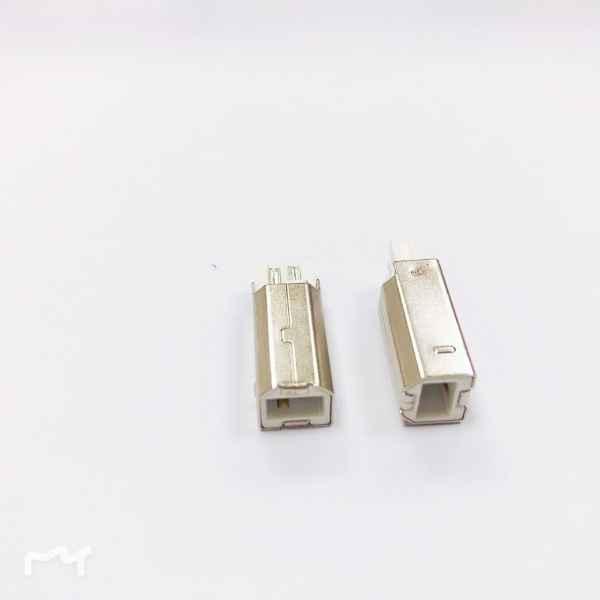 USBBM短体白胶连接器