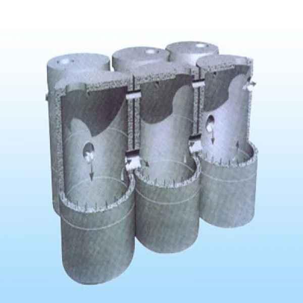 西藏预制钢筋混凝土化粪池价格