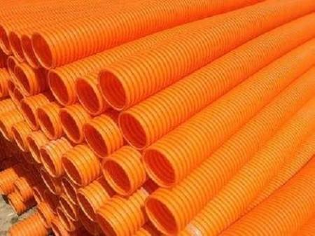 单壁波纹电缆保护管
