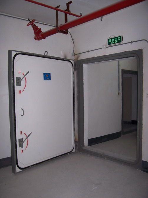 安徽钢筋混凝土防护密闭门